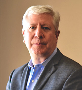 Mark Allen PhD portrait