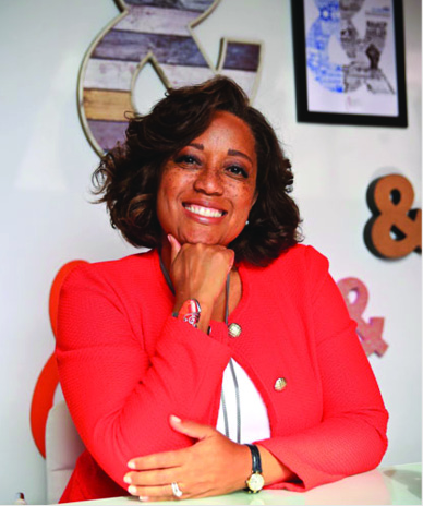 Candi Castleberry-Singleton, Executive MBA '06 portrait