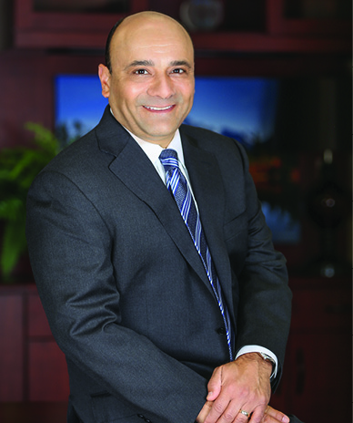 John Figueroa Fully Employed MBA '97