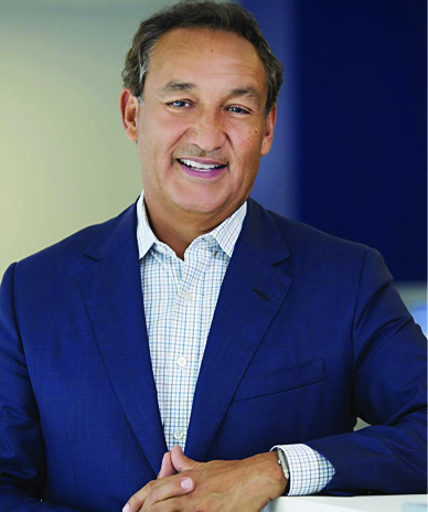 Oscar Munoz Fully Employed MBA '86