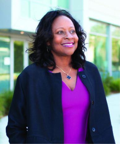 Robin Washington Executive MBA '95