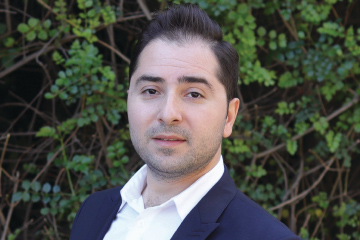HER-CHA Tea co-founder Andy Habobyan