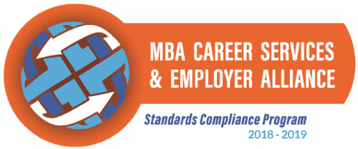 MBA Career Services Alliance logo