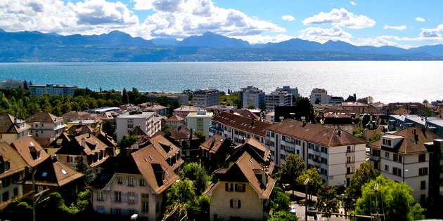 Switzerland - Trimester Abroad Graziadio Business School