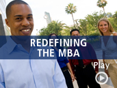 Redifining the MBA
