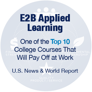 E2B Applied Learning: One of the Top 10 College Courses That Will Pay Off at Work - U.S. News & World Report