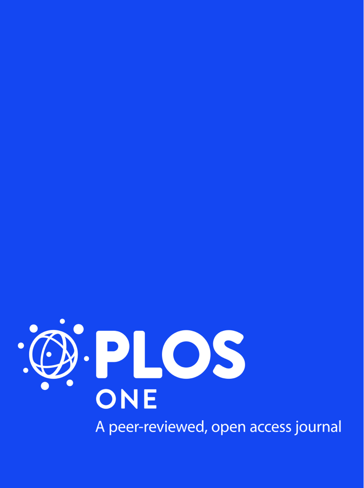 PLOS One journal cover