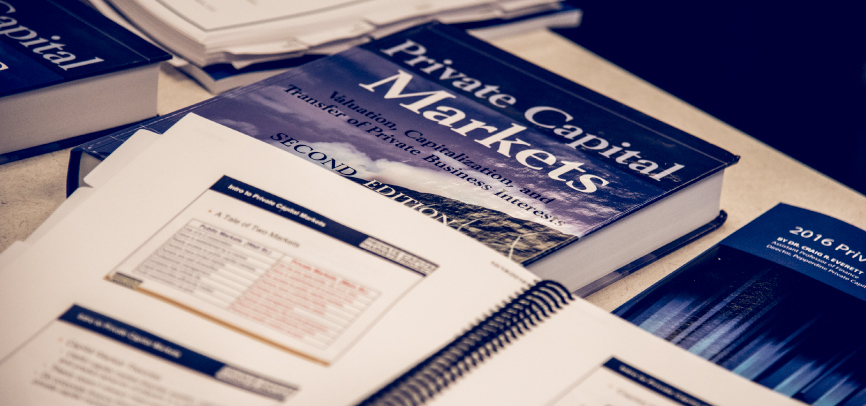 Private Capital Markets books