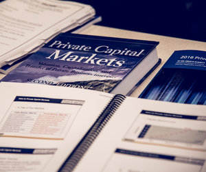 Private Capital Markets reports
