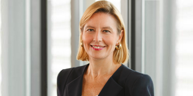 CEO of Nestle, Germany, Beatrice Guillaume-Grabisch