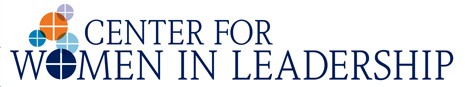 Center for Women in Leadership logo