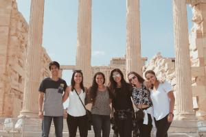 Participate in an intensive one-week or multi-week study abroad experience for course credit.