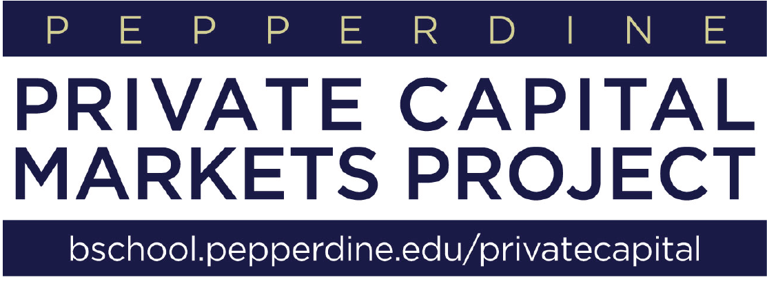 The Pepperdine Private Capital Markets Project's first report was released. The SEER program was developed.