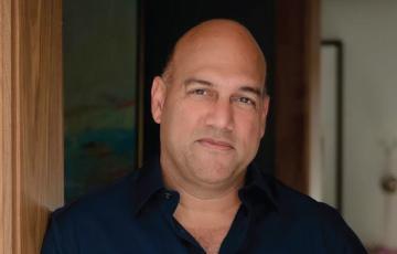 Salim Ismail, Singularity University, Founding Executive Director