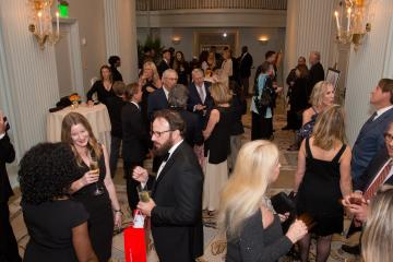 Event highlight from the George Awards event