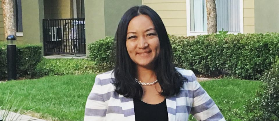 EMBA Candidate discusses her career aspirations within the tech industry