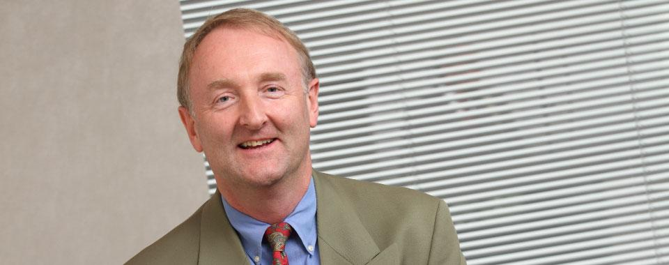 Professor John Mooney Co-Chairs Prestigious Information Systems Conference in Dublin