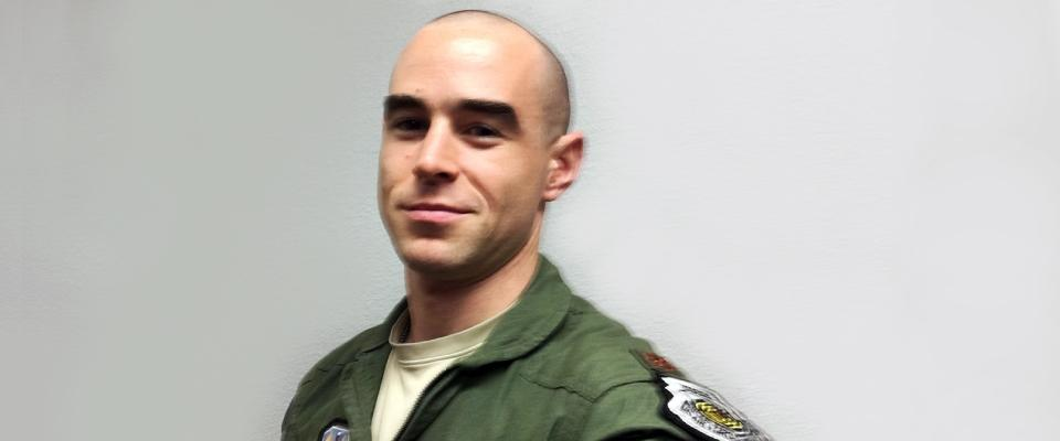 Air Force instructor joins the MSML program while building a leadership coaching business