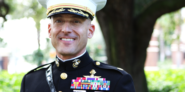 Pepperdine Transforms Military Veteran into Business Professional