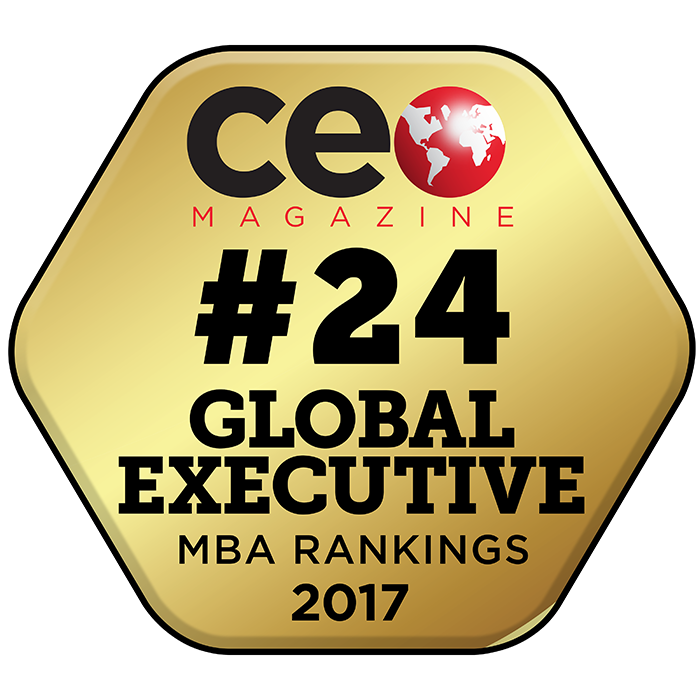 CEO Magazine Ranking Global Executive