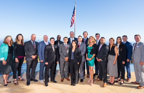 Executive MBA Cohort 126 South Students