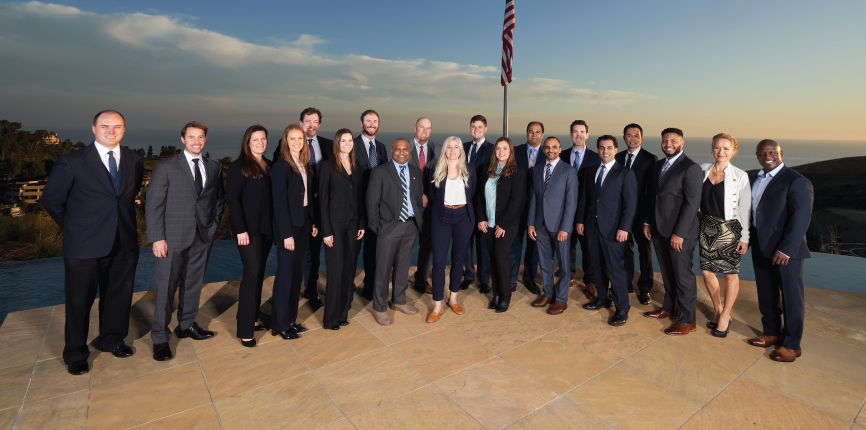 EMBA 127 South cohort group photo