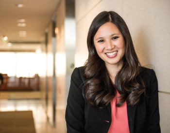 Stefanie Fujinami Part-Time MBA Alumna