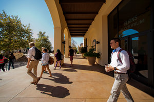 5-Year BS/MBA at Pepperdine University
