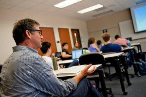 SEER Classroom at Pepperdine Graziadio Business School