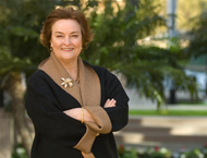 Dr. Miriam Lacey at Pepperdine Graziadio Business School